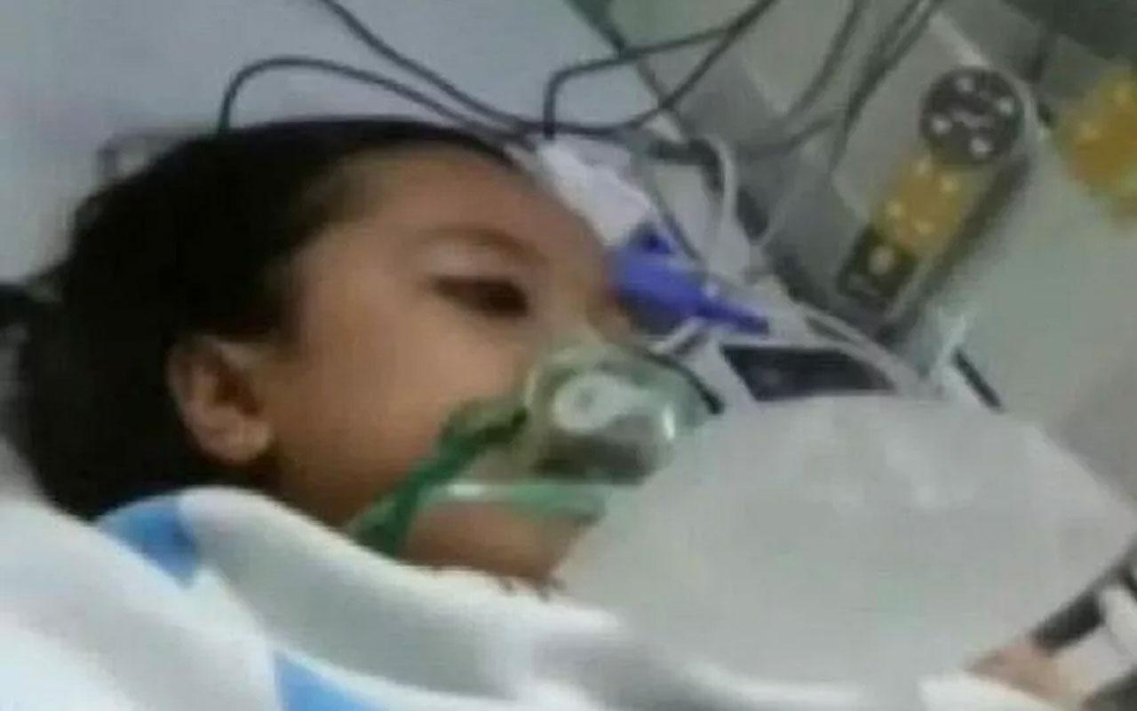 Endonezya'da ölen kız çocuğu cenaze hazırlıkları sırasında canlandı