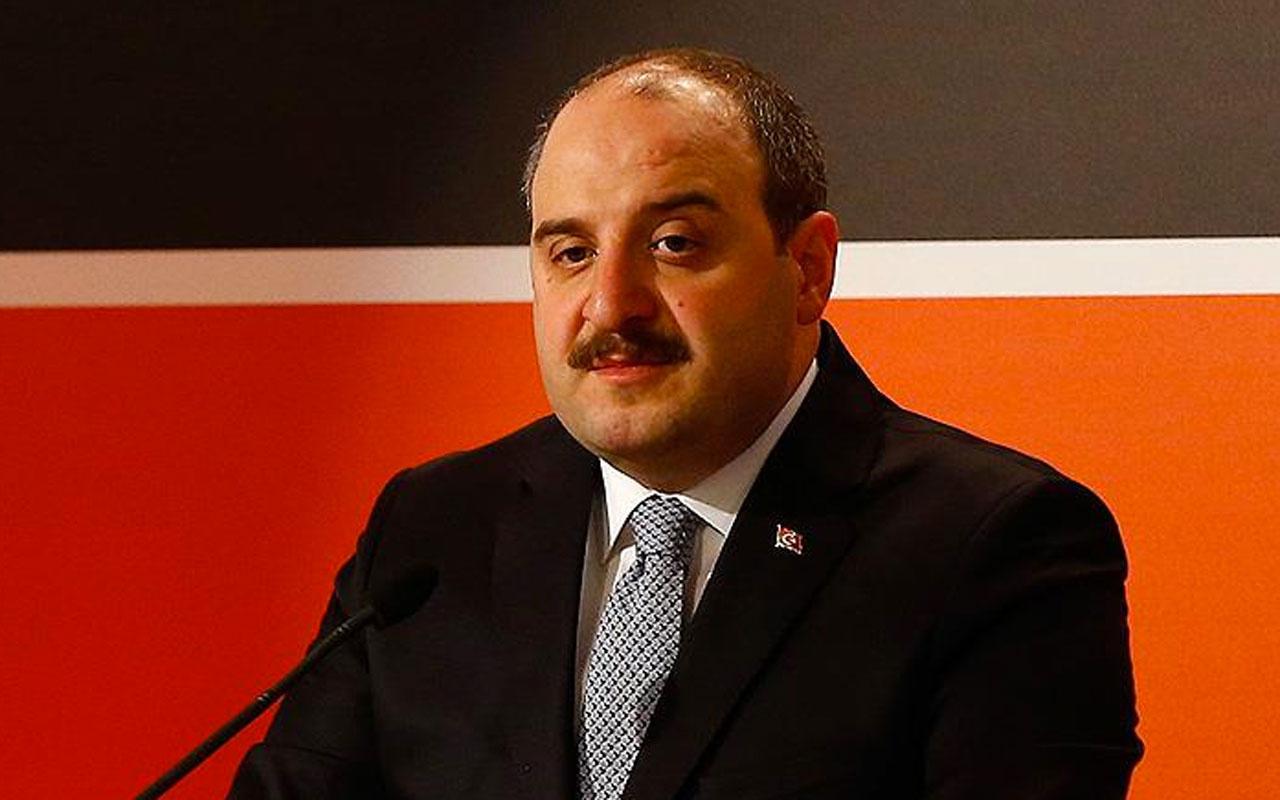Bakan Mustafa Varank: İmalat sanayimiz Ağustos'ta güçlü bir performans gösterdi
