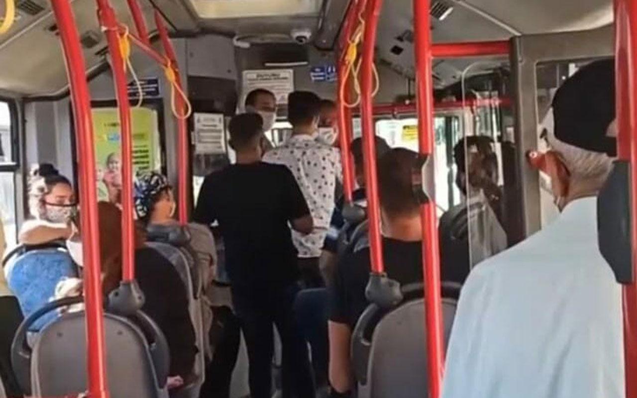 Toplu taşıma araçlarında 'koronavirüs' uyarısı yapan şoförlere şiddet arttı