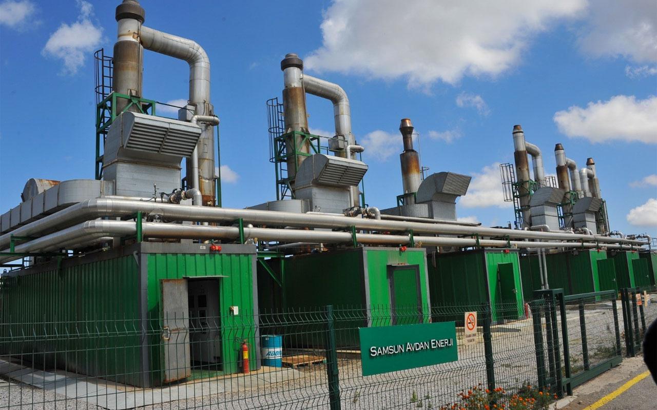 Samsun'da 3 milyon metreküp doğalgaza eşdeğer yakıt tasarrufu
