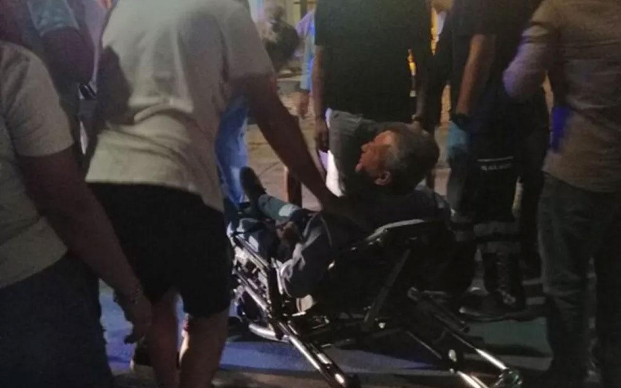 CHP'li eski Menemen Belediye Başkanı Tahir Şahin silahlı saldırıda yaralandı