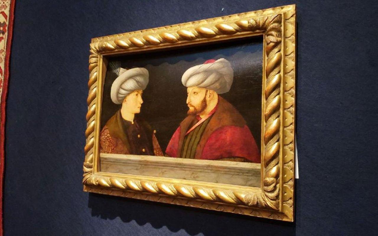 İBB'nin satın aldığı Fatih tablosu 2 ay sonra İstanbul'a ulaştı