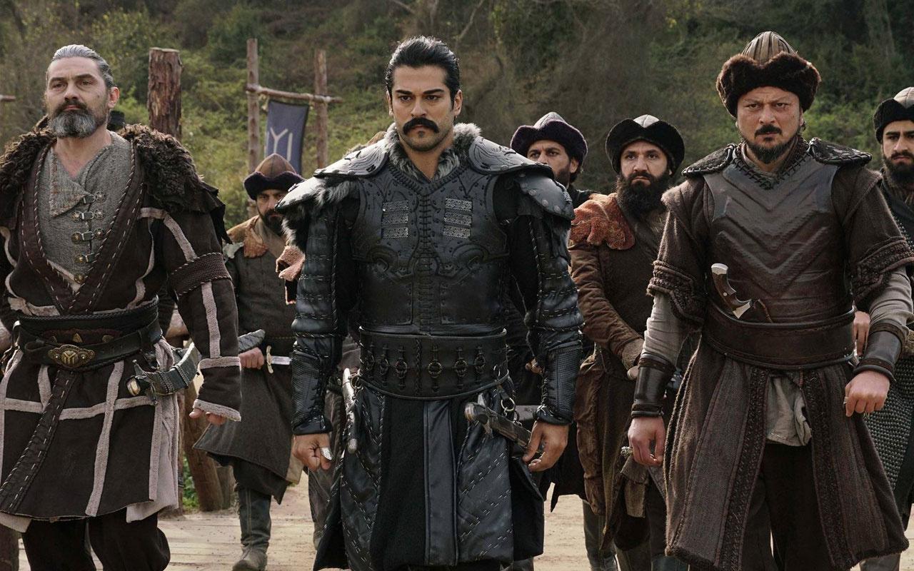 ATV Kuruluş Osman yeni sezonda bakın kimler var dizisine iki bomba transfer