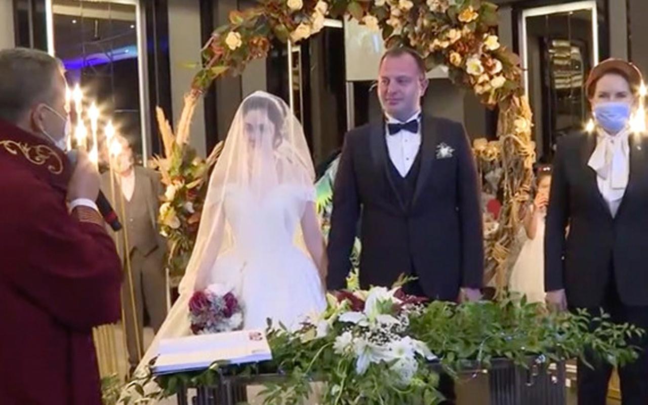Çorum'da Meral Akşener'in şahit olduğu nikahı kıyan memur görevden alındı