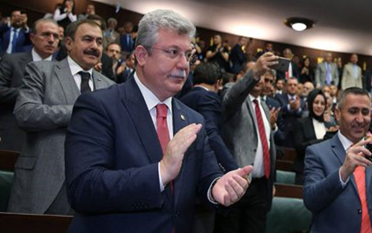 AK Parti Grup Başkan Vekili Muhammet Emin Akbaşoğlu koronavirüsü yendi
