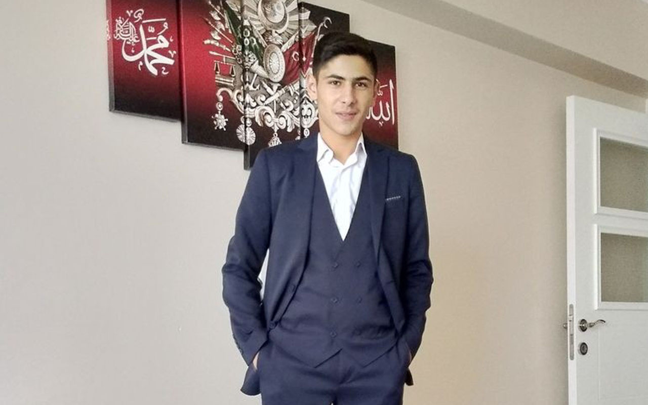 Sivas'ta 3 kardeşe abilik yapan genç Hilmi'nin ölümü yürek dağladı