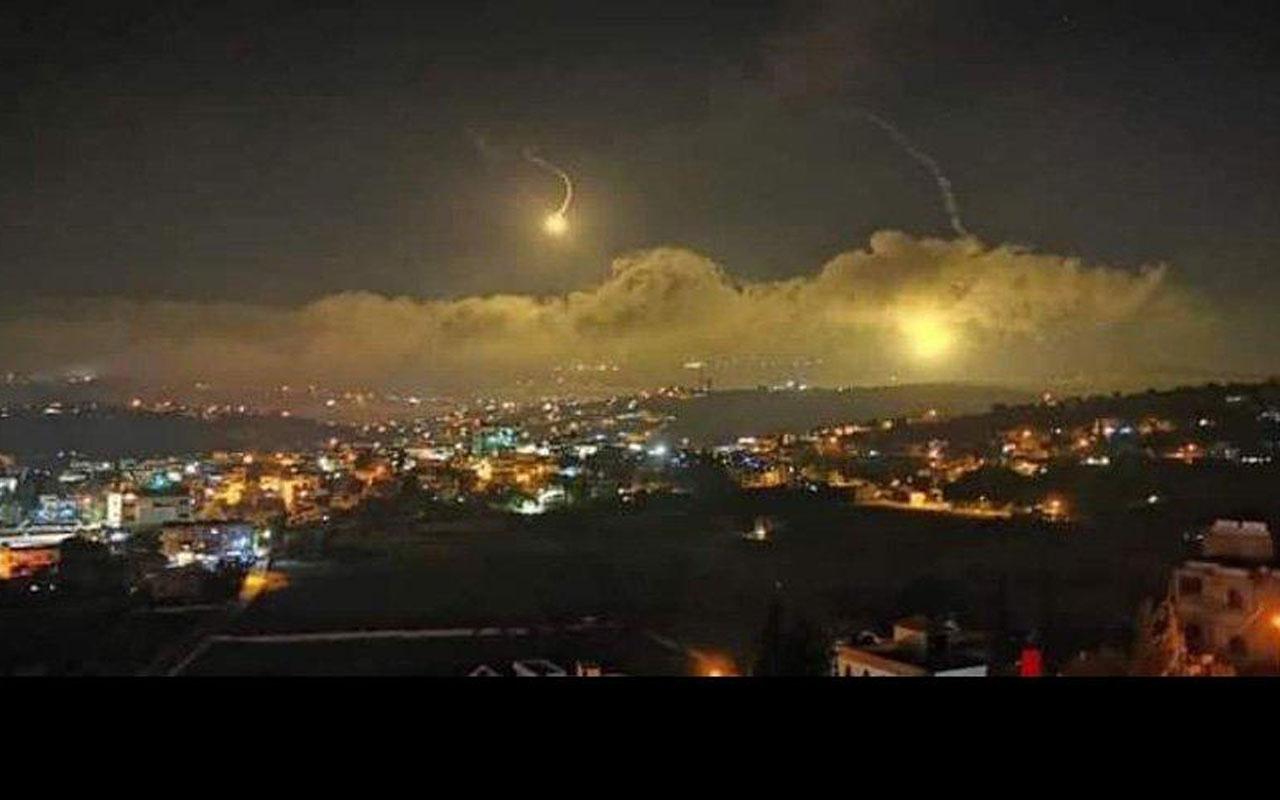 İsrail, Lübnan sınırına fosfor bombası attı! Bahanelerine bak
