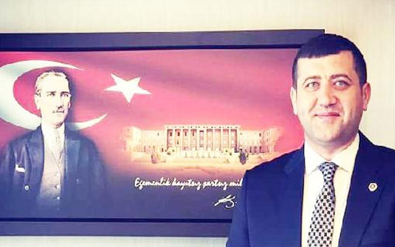 MHP Kayseri Milletvekili Baki Ersoy  'Ben gülmeyi seviyorum' cümlesinin patentini aldı