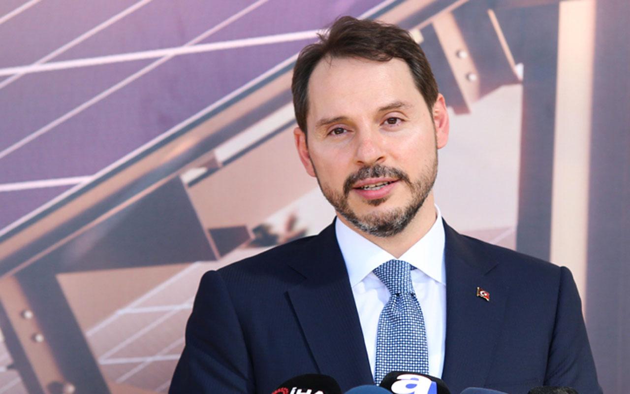 Bakan Berat Albayrak'tan elektrik üretimi açıklaması! Durmuyoruz