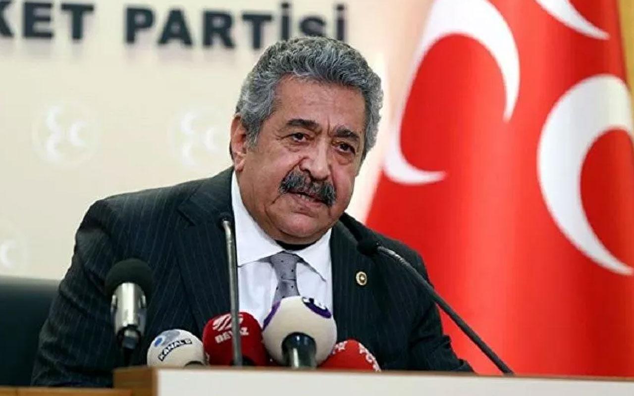 MHP'li Feti Yıldız'dan parti kurmayı zorlaştıracak teklif hazırlığı