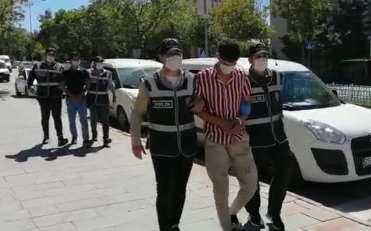 Erzurum'da balyozlu hırsızlar çaldıkları paralarla bakın ne yapmış