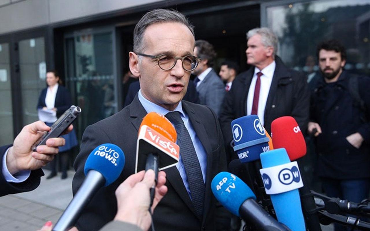 Almanya Dışişleri Bakanı Heiko Maas bugün Türkiye'ye geliyor! Masada önemli konular var