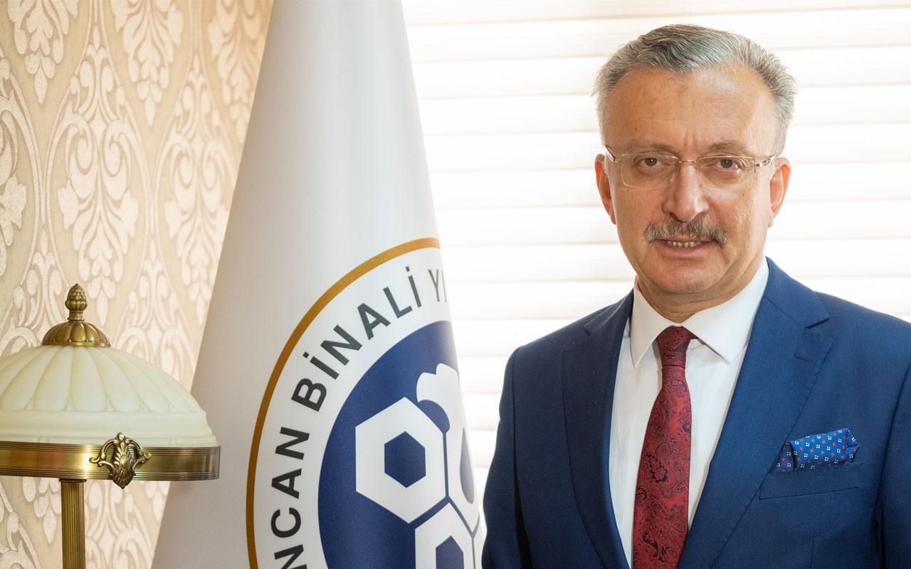 Binali Yıldırım Üniversitesi Rektörü Prof. Dr. Akın Levent koronavirüse yakalandı