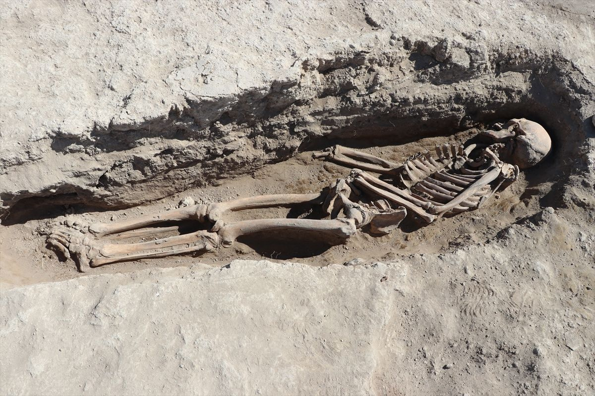 Denizli'de bulundu tam 8 bin 600 yıllık çıktı Ekşi Höyük'teki heyecan