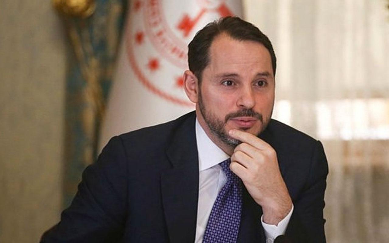 Hazine ve Maliye Bakanı Berat Albayrak: 'Battık bittik' lobisi yine üzülecek
