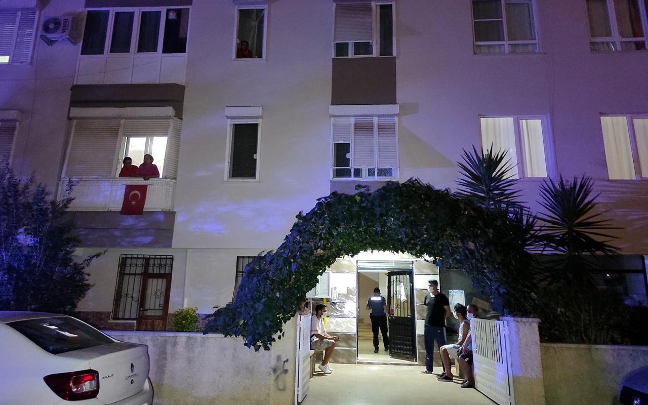 Antalya'da haber alamayan ablanın ihbarı acı gerçeğe ulaştırdı
