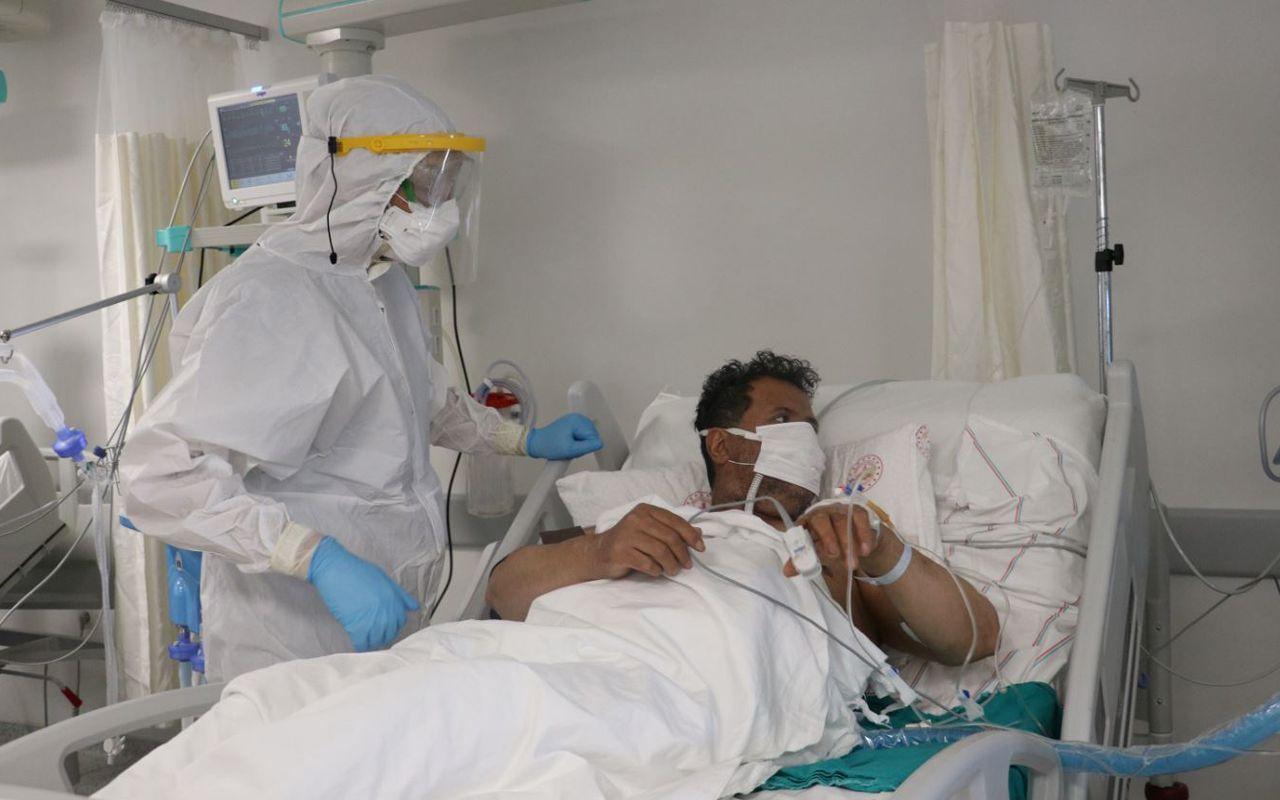 Ankara'da koronavirüs hastasından sitem: Halay ne? Çok dikkat etmeleri lazım