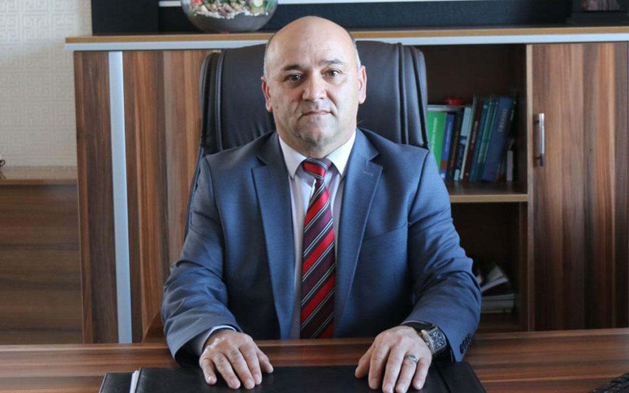 Sivas'ta koronavirüs tedavisi gören milli eğitim şube müdürü öldü