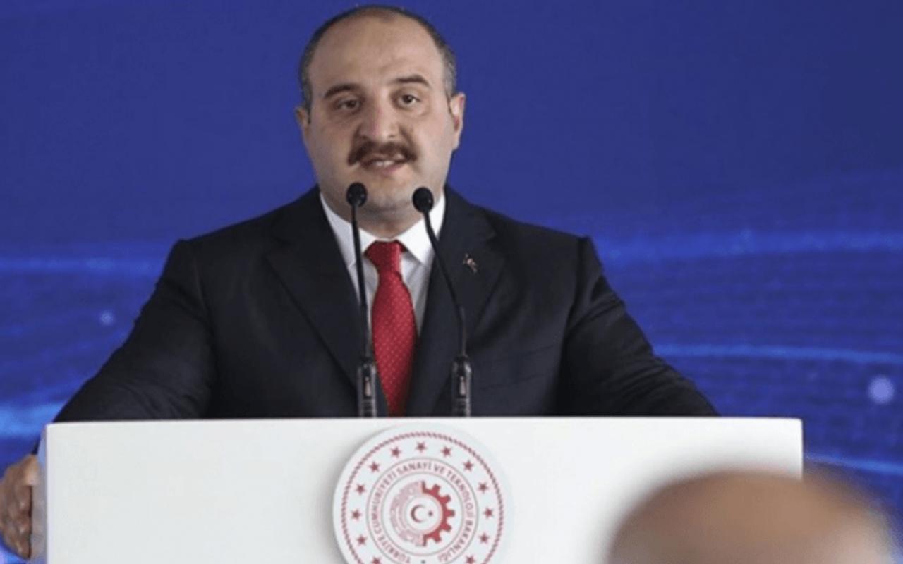 Bakan Mustafa Varank: Yıllık sanayi üretimini en çok artıran G-20 ülkelerinden biri olduk