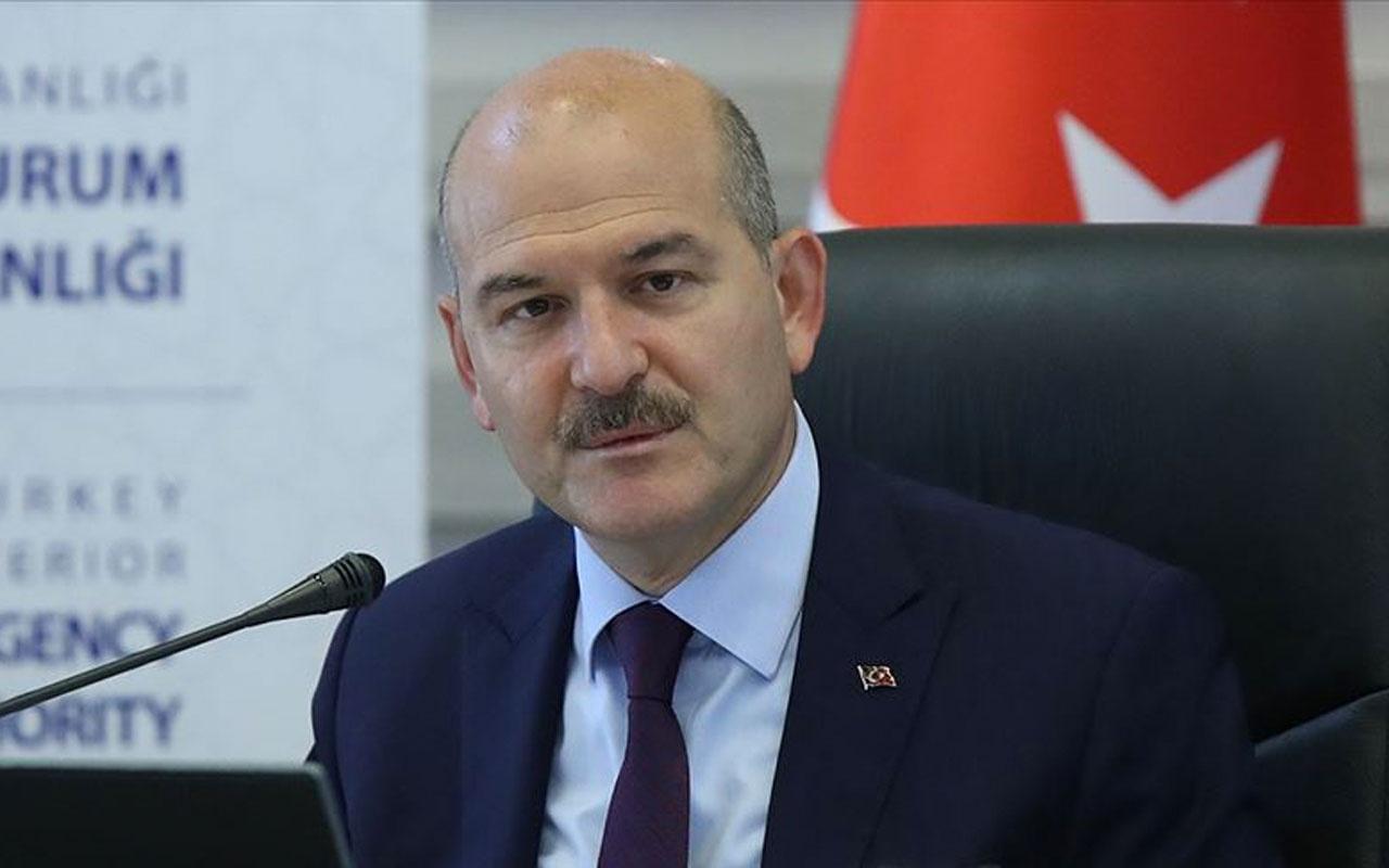 İçişleri Bakan Süleyman Soylu açıkladı: Kağızman'da 5 terörist etkisiz hale getirildi