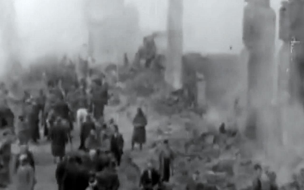 Yunan askerlerinin 1921'de Afyonkarahisar'da çıkardığı yangının belgeleri ortaya çıktı