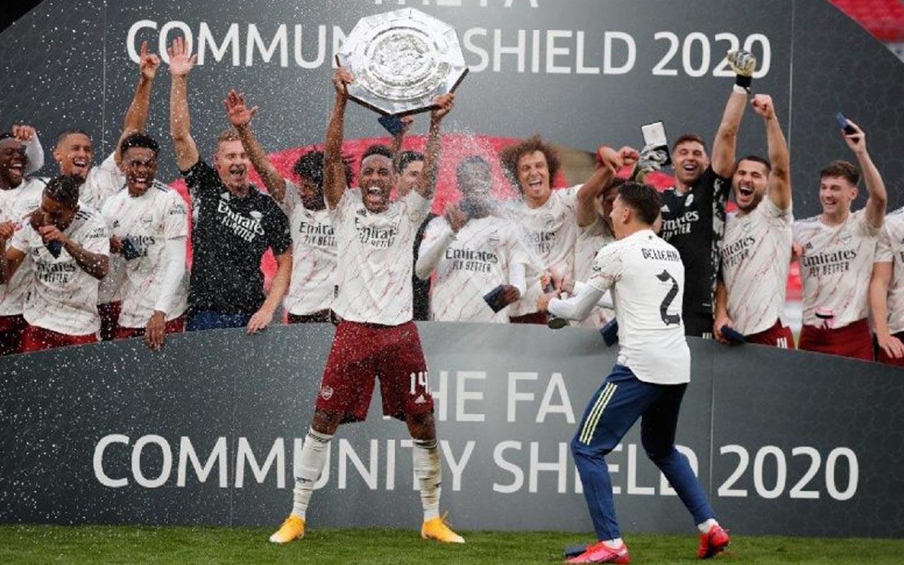 Community Shield kupası Arsenal'ın oldu