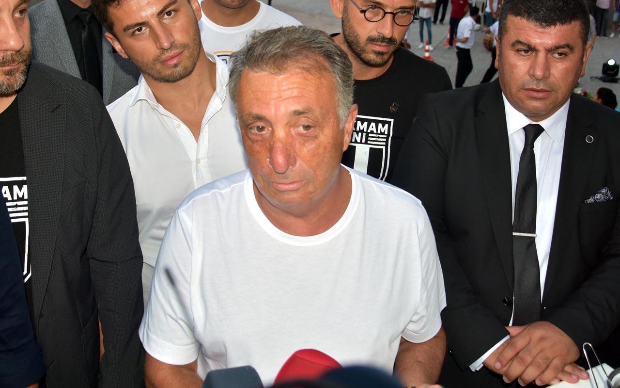 Ahmet Nur Çebi Quaresma sorusuna yanıt verdi