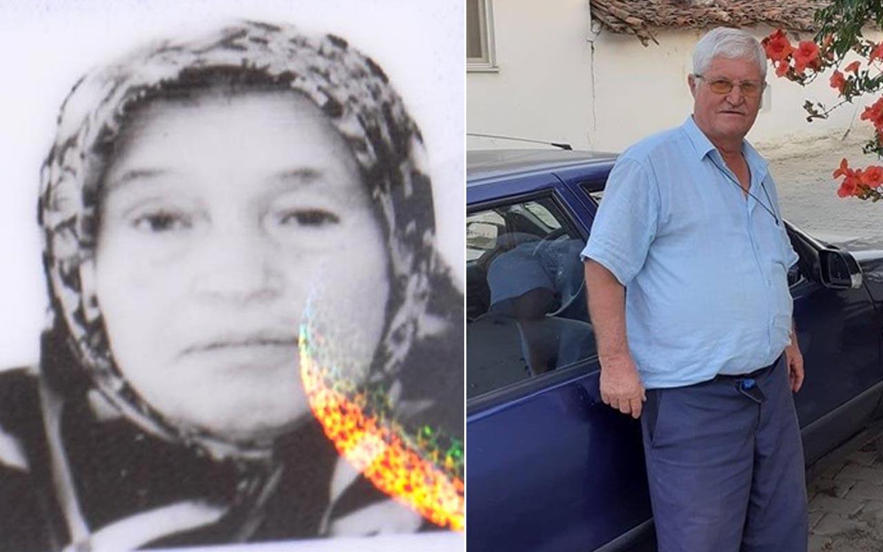 Tekirdağ'da oğullarını ziyarete  giden yaşlı çift kazada öldü