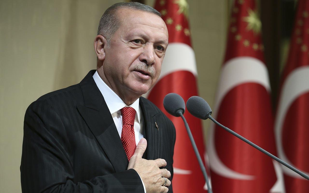 Cumhurbaşkanı Recep Tayyip Erdoğan'dan Muharrem ayı mesajı