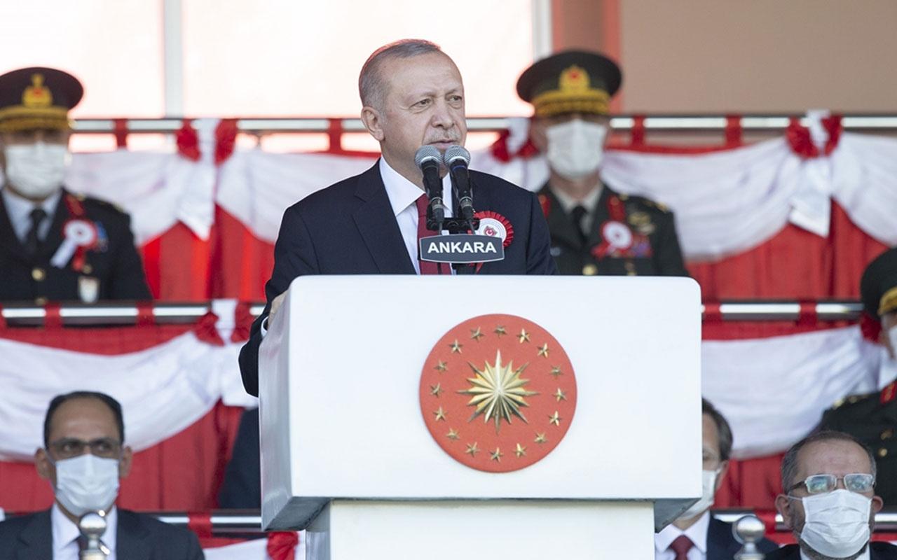 Başkan Erdoğan meydan okudu! Yunan halkına seslendi