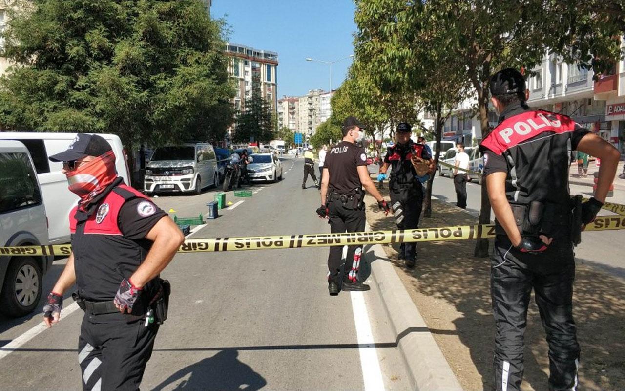 Samsun'da sokak ortası dehşet! 2 ölü 3 yaralı var