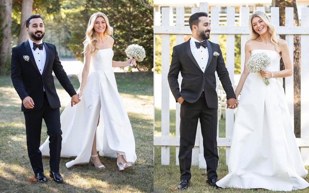 Güldür Güldür Show'un Bilali Onur Buldu ile Duygu Kozoğlu düğün yaptı