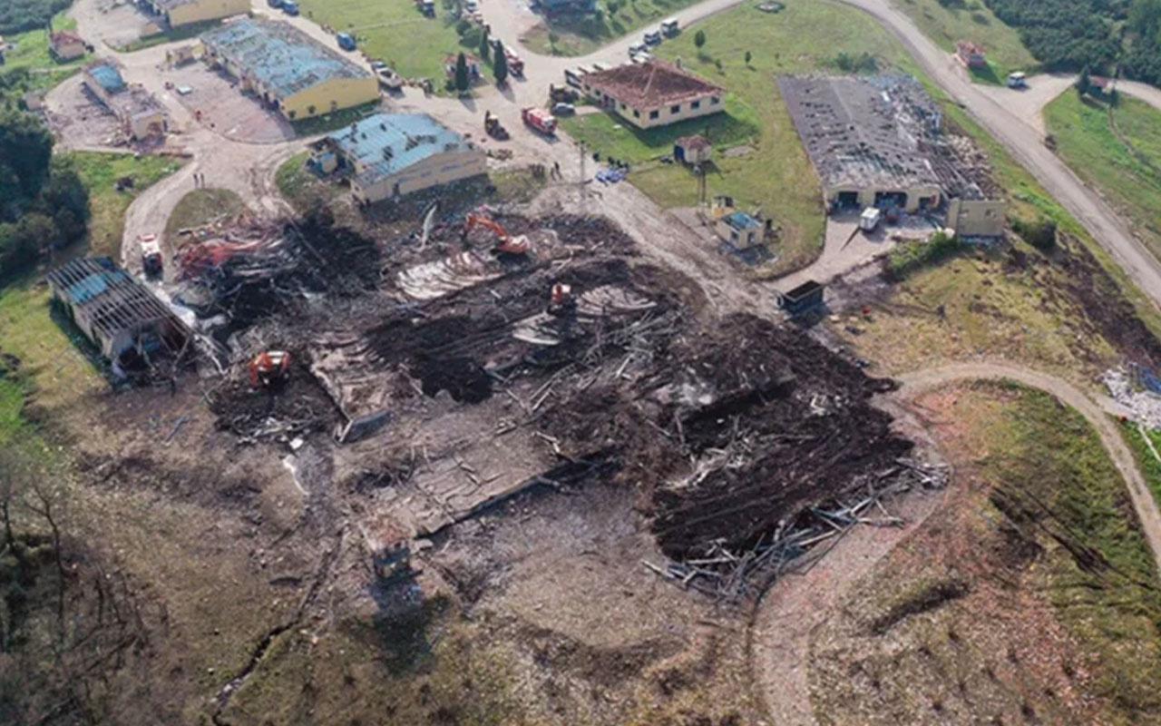7 işçiye mezar olan havai fişek fabrikasındaki patlamanın bilirkişi raporu açıklandı