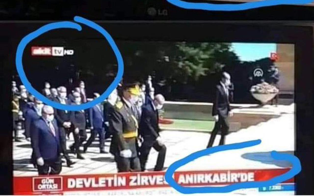 MHP'den 'Anırkabir' yazan Akit TV'ye çok sert tepki! 'Kimi itini, kimi bitini, kimi piçini...'