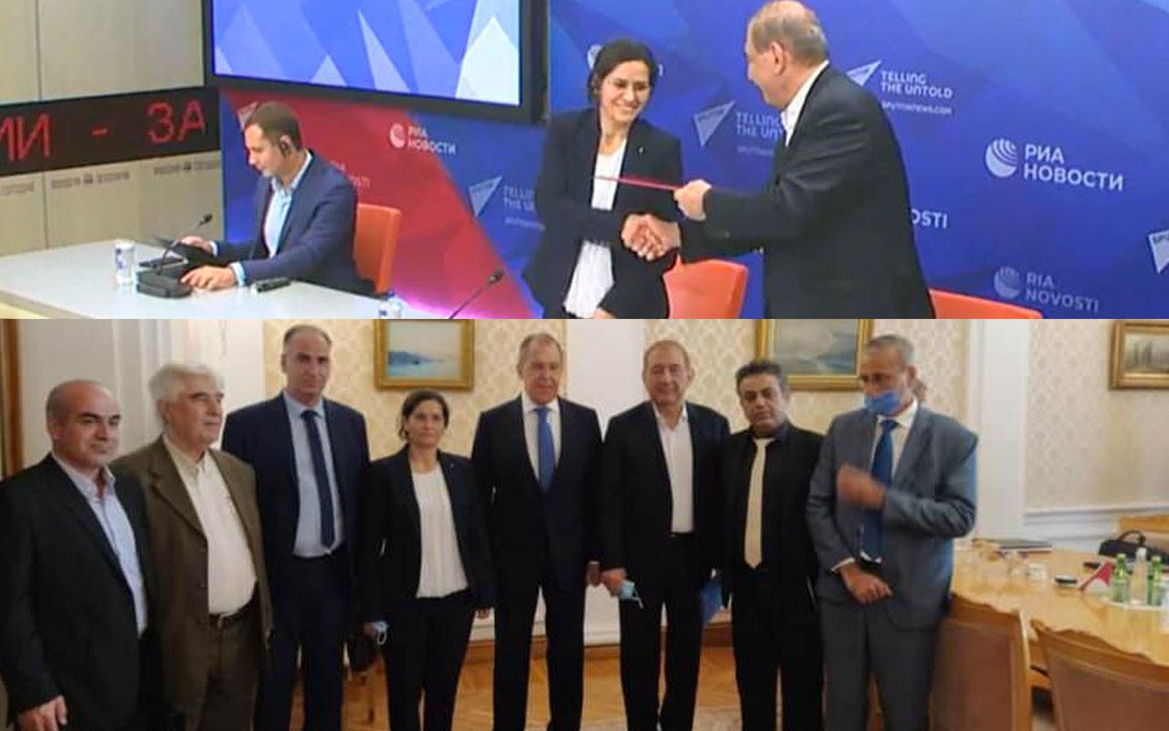 Rusya'da skandal anlaşma! YPG/PKK ile masaya oturdular