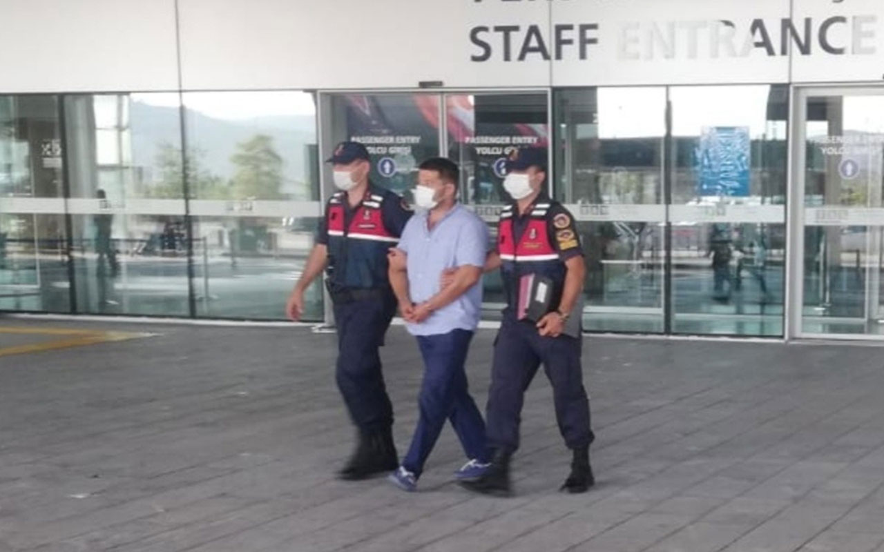 Muğla'da Rus turist garson kadına cinsel saldırı iddiasıyla tutuklandı