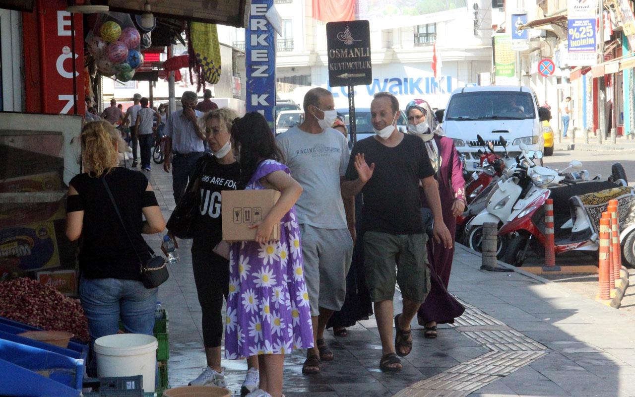 Kilis'te yükseliş sürüyor! 62 mahallede koronavirüs vakası var