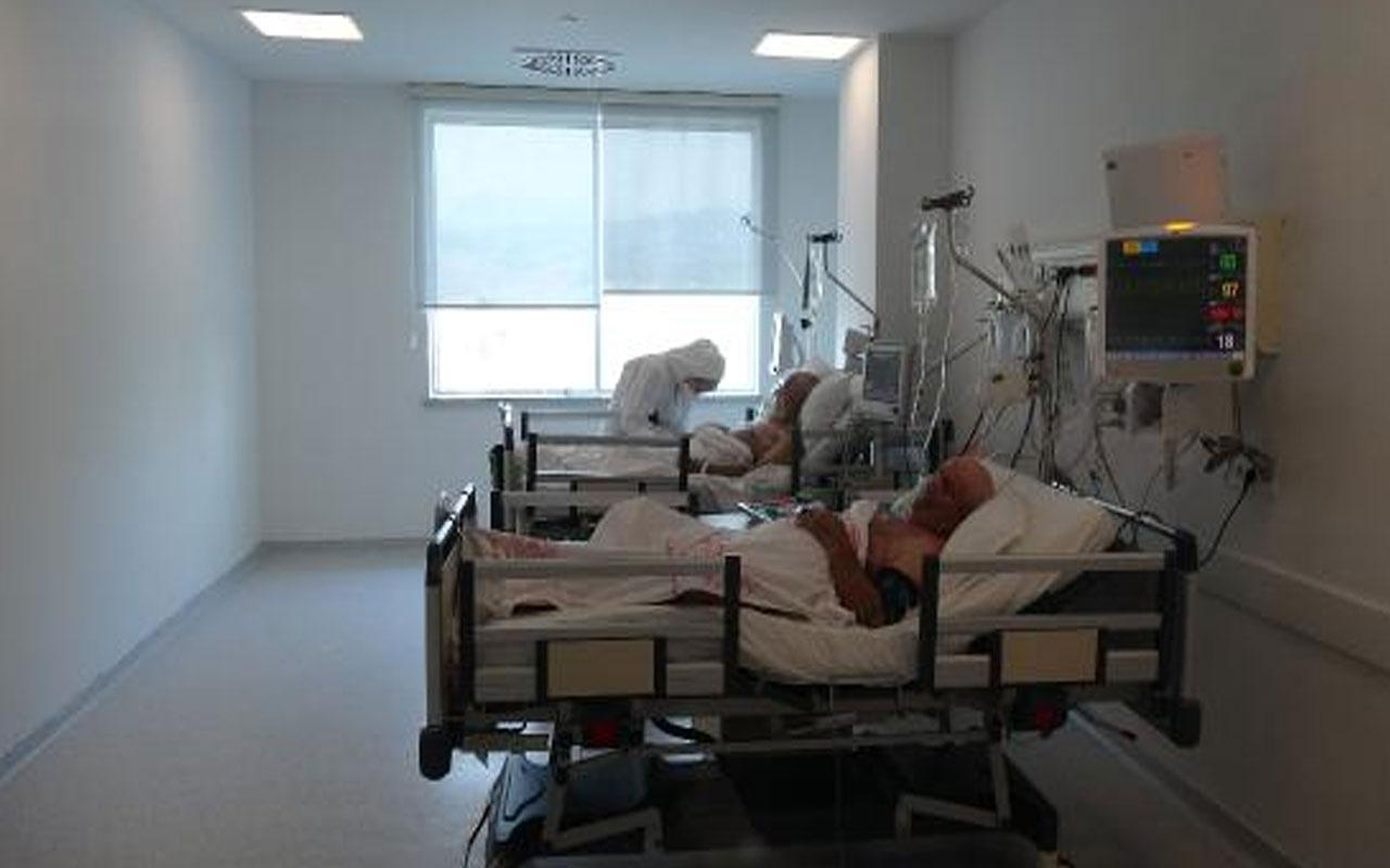 Koronavirüsü yenen hastadan ibretlik sözler: Bir nefes için servetinizi veriyorsunuz