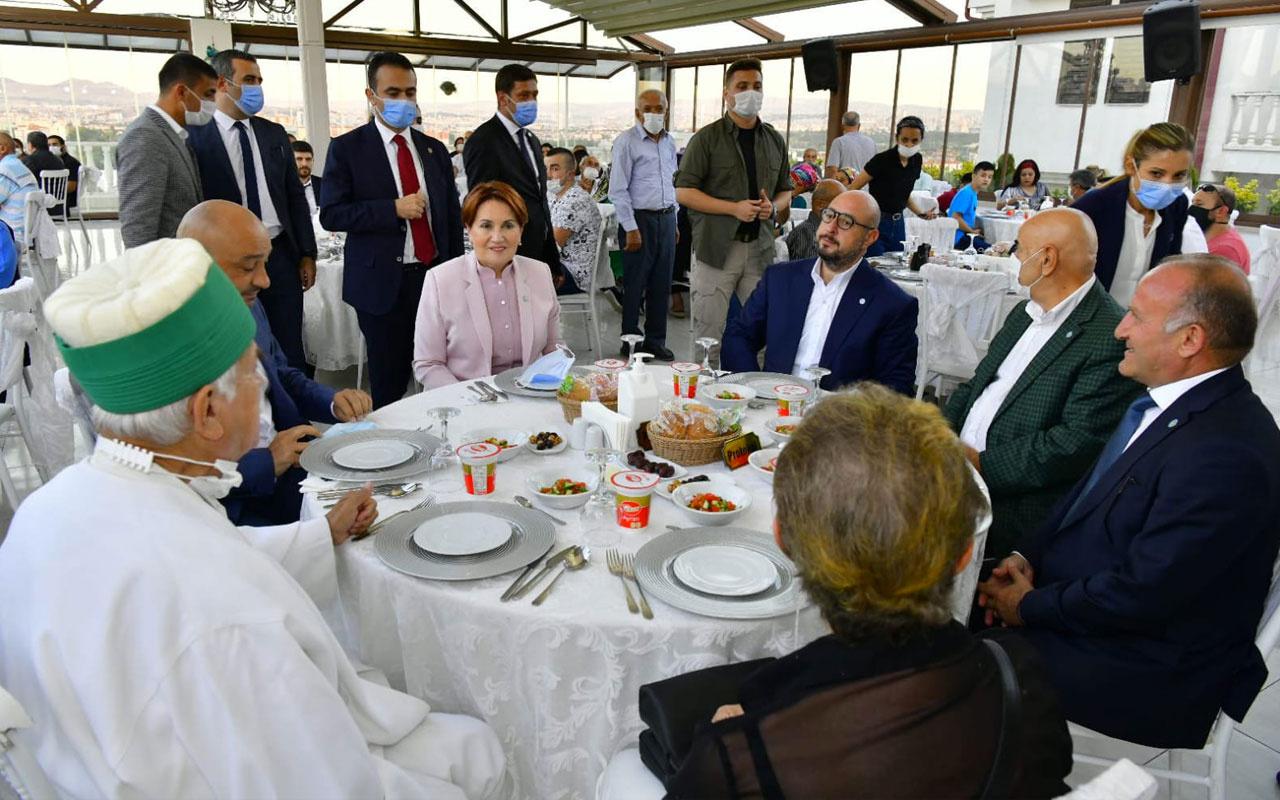 Meral Akşener Muharrem Ayı iftarı programına katıldı Hz Ali yorumu dikkat çekti