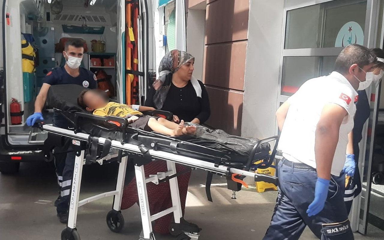 Adıyaman'da feci olay! 7 yaşındaki çocuk oyun oynarken balkondan düştü