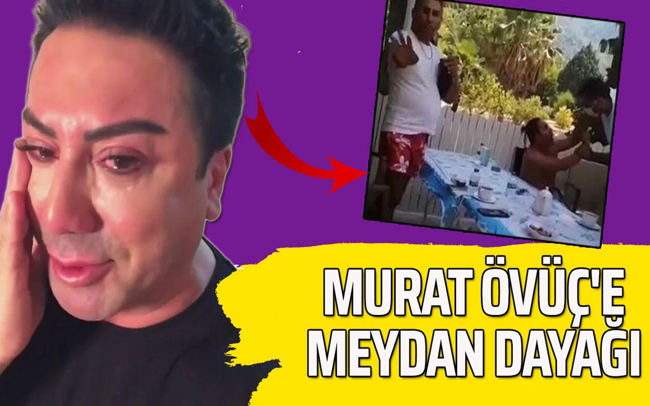 Murat Övüç'e Fenerbahçe'nin eski basketbolcusundan tokat!