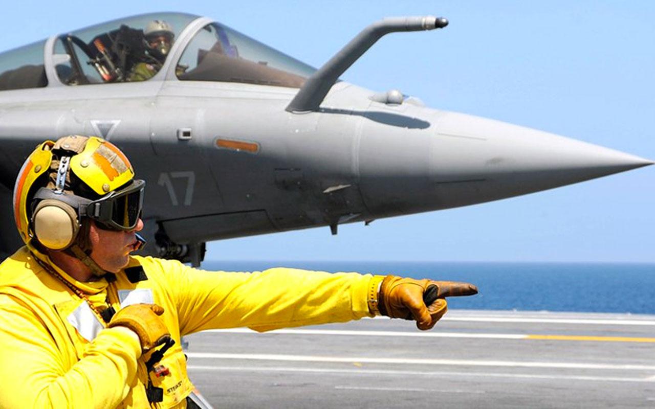Yunanistan, Fransa'dan 18 adet savaş uçağı alıyor