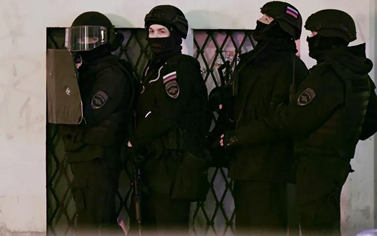 FSB'den operasyon! IŞİD için para toplayan bir grubu yakaladı