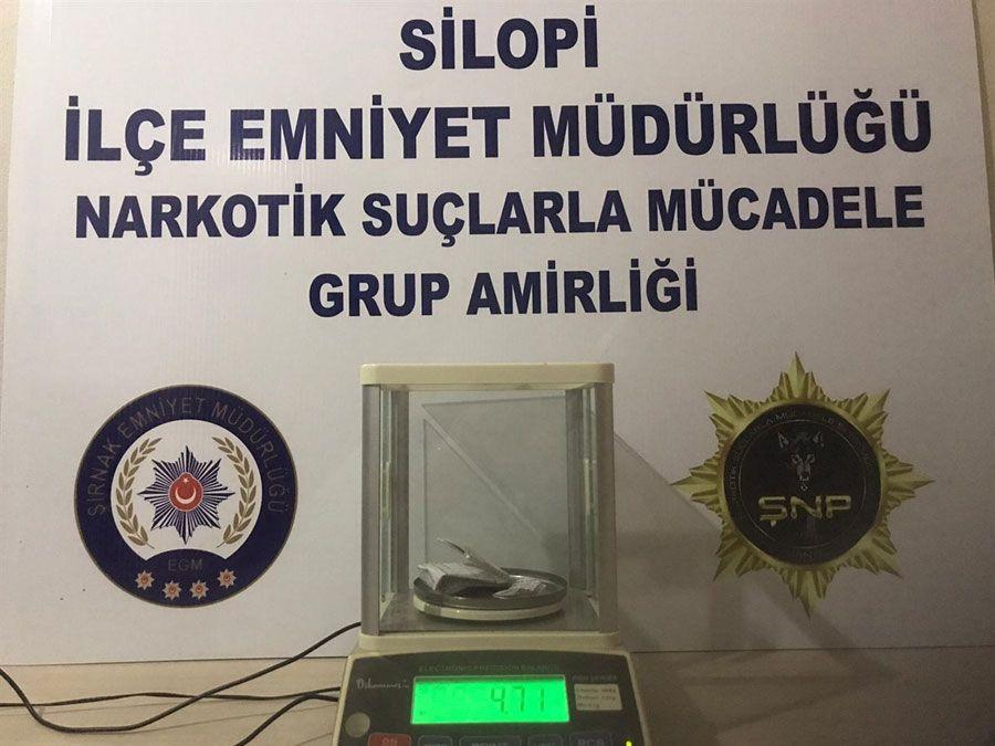Şırnak'ta gümrük kaçağı 5 bin Kovid-19 test kiti ele geçirildi