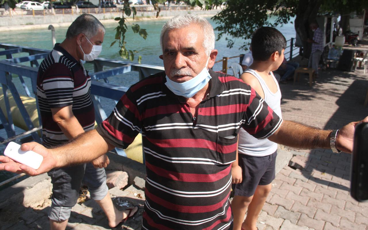 Adana'da babanın isyanı: Olmaz olsun böyle evlat