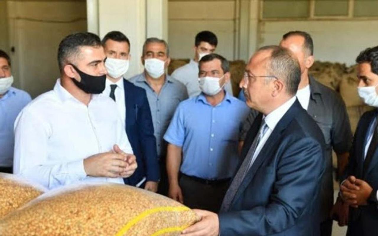 Denizli Valisi Ali Fuat Atik maskesiz denetimi çıktı yasağı çiğnedi