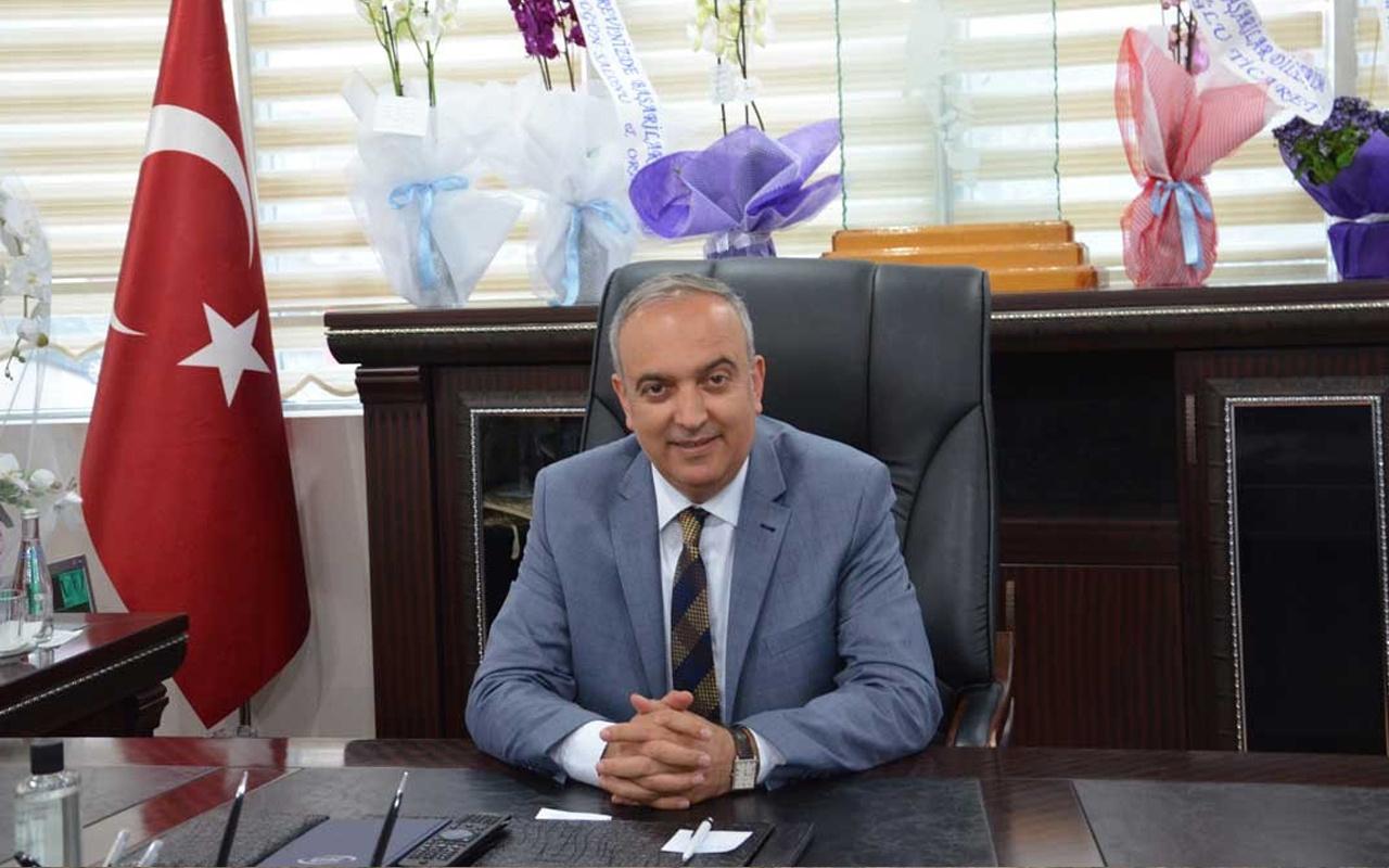Artvin'in Borçka Belediye Başkanı  koronavirüse yakalandı