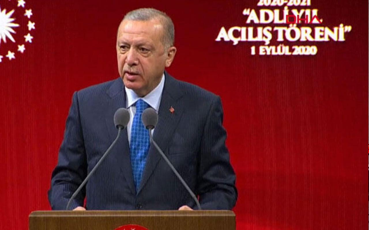 Cumhurbaşkanı Erdoğan'dan Doğu Akdeniz tepkisi: Artık bu gölge oyunundan bıktık