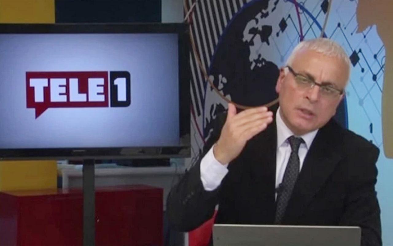 TELE 1 tartışmasında bomba FETÖ iddiası! Kanalın parasını Akın İpek mi verdi?