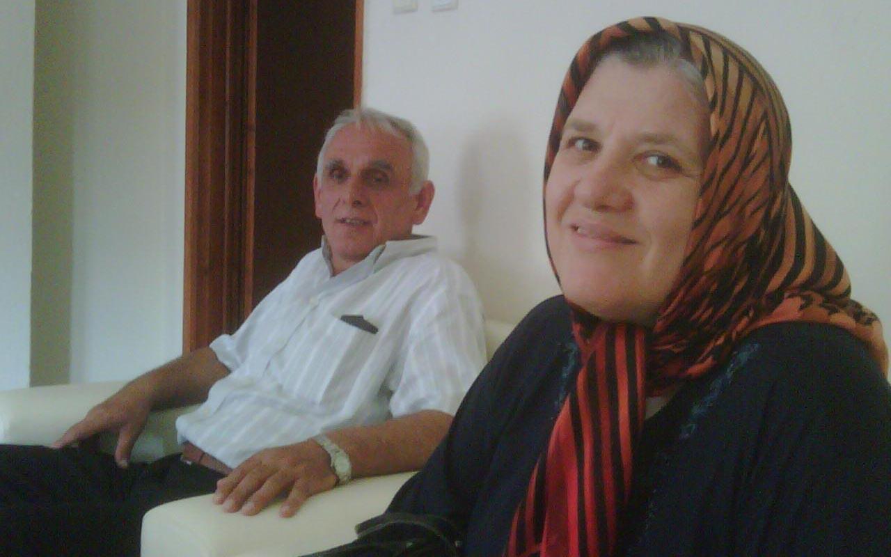 Sakarya'da yaşlı çift birlikte can verdi